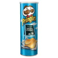 PRINGLES USA Salt & Vinegar 158 Gram