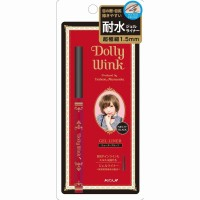 Dolly Wink Gel Eyeliner Melty Black & Brown - Original Japan