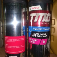 Air Radiator standard astra toyota longlife coolant