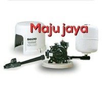 """Pompa air """" Sanyo """" PD-H 405 JP Promo gede"""