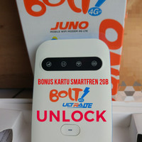 mifi modem bolt juno unlock free quota 100gb bukan orion aquila vega