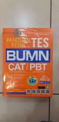 BUKU Panduan Resmi Tes CPNS CAT/PBT . Raditya Panji Umbara