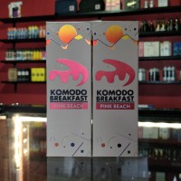 Komodo Breakfast Pink Beach Premium Liquid 60ml