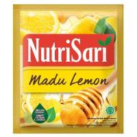 Buy 1 Get 1 FREE NutriSari Madu Lemon (10 Sch)