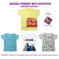 Kazel - Boy Tshirt BUS EDITION
