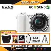 Sony Alpha A5100 Kit 16-50mm (Paket)