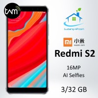 Xiaomi Redmi S2 3/32 GB Garansi Resmi 1 Tahun