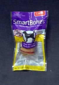 Makanan Anjing Smartbones Bacon Cheese 1pcs 02998