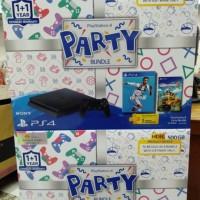 Playstation 4 slim BUNDLE PARTY
