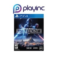 PS4 Star Wars Battlefront II (R3/Eng)