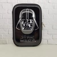 Kotak pensil dan alat tulis Smiggle EVA Hardcase Star wars Darth Vader