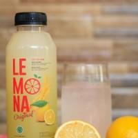 Lemona Sari Lemon Original - Jus Lemon Diet & Detox