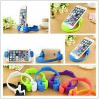 OK Stand Holder Universal for HP & Tablet Dudukan Smartphone Sandaran