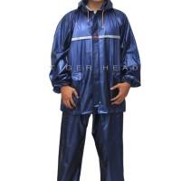 Jas Hujan Tiger Big size, 6XL, Jaket Celana setelan Sumo Tiger Head
