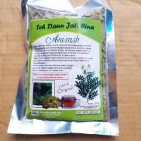 Teh Daun Jati Cina | Diet | Pelangsing