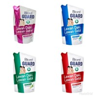 Sabun Cair Biore Guard Anti Bacterial 450mL Biore Guard Cair Pouch