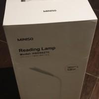 lampu led miniso / lampu belajar / lampu baca