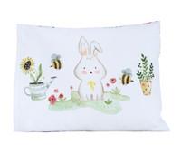 Mooi Sarung Bantal Bayi Newborn Garden Bunny