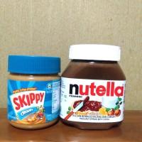 paket hemat nutella&skippy