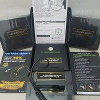 Minicon Stabilizer Mobil dan Hemat BBM