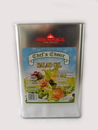 Salad Oil Chef Choice / Minyak Kedelai 3 LTR / Minyak Soybean 100%
