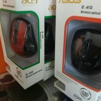 Mouse Wireless Kotak Acer Asus HP Lenovo
