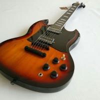 Gitar Listrik Epiphone SG Sunburs Color Murah