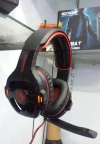 Headset Sades Gaming SA 903 with 7.1ch