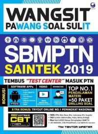 Buku Pendidikan - WANGSIT - PAWANG SOAL SULIT - SBMPTN SAINTEK 2019
