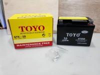 Aki TOYO GTZ5S MF Motor Honda Beat Vario 110 Scoopy Supra X 125 Revo