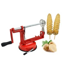 Pemotong Kentang Spiral Potato Slicer