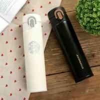 Termos stainless Starbucks / botol minum karakter untuk air panas