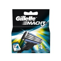 Gillette Isi Ulang Mach 3 - isi 4
