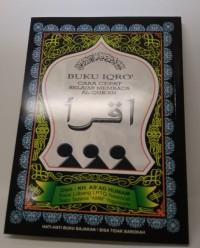 Buku Iqro Lengkap Jilid 1 sampai 6 Kertas HVS, Buku iqra Asli