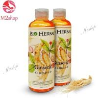 [ Shampoo ] Bio Herbal Shampoo / Bio Herbal Ginseng Shampoo BPOM