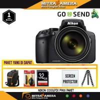 Nikon Coolpix P900 PAKET