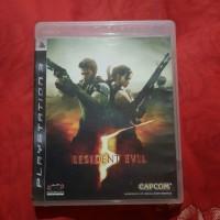 Resident Evil 5 kaset PS3