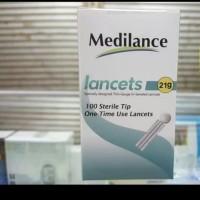 Lancet Medilance/Jarum Bekam/alat terapi kesehatan/alat bekam