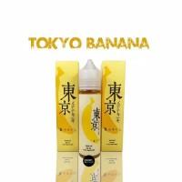 Tokyo Banana 60ML by Quintion USA Liquid Vape