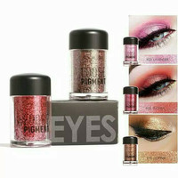 FOCALLURE LOOSE POWDER EYESHADOW GLITTER SHIMMER PIGMENT - FA37