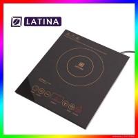 Latina Calorie LTJ 1000 Kompor Induksi Mini LTJ1000 Kopi Elektrik