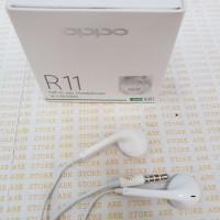 Handsfree Headset Earphone OPPO R7 R9 F5 F7 Find 7 R11 Origina 100%