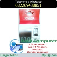 Catridge printer canon ip2770 warna hitam 810 remanufacture original