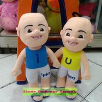 Boneka Set Upin dan Ipin / Dapet Dua Lucu