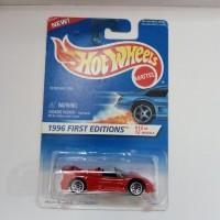 Hot Wheels Ferrari F50 1996 First Editions HW Ferrari Red Rare Langka