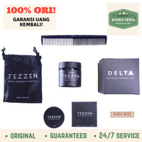 Tezzen Delta Clay Original Lokal Murah Pomade