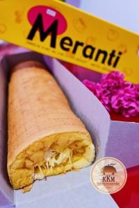 Bolu Meranti Standard Keju FREE WRAPPING ALMUNIUM FOIL.
