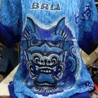 PRODUK UNGGULAN Baju Bali Corak Barong Ukuran Dewasa