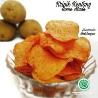 SUPER HEMAT !! Keripik kentang Home Made 500gr aneka rasa
