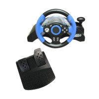Universal Steering Wheel 5in1 for Ps1/Ps2/Ps3/Pc